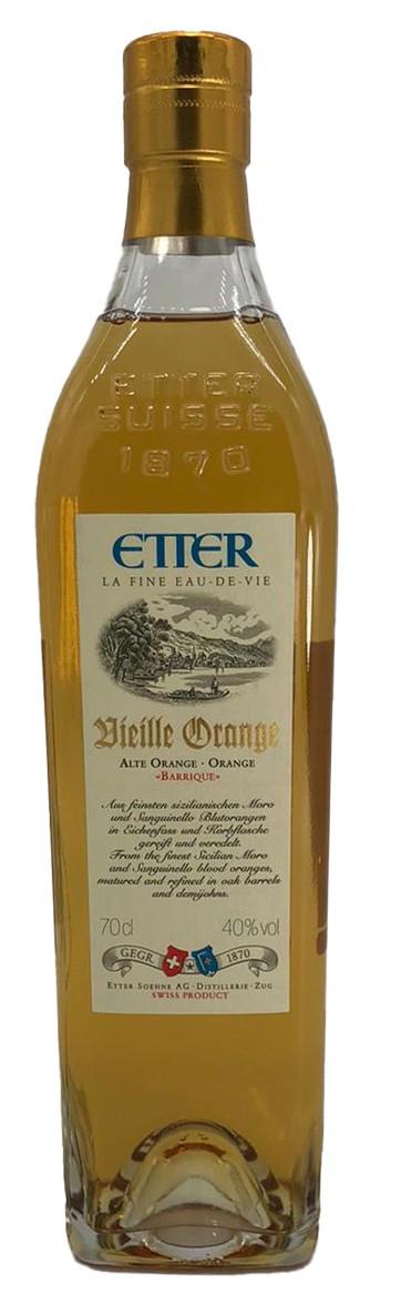 Etter Vieille Orange Fruchtbrand 0,7 l