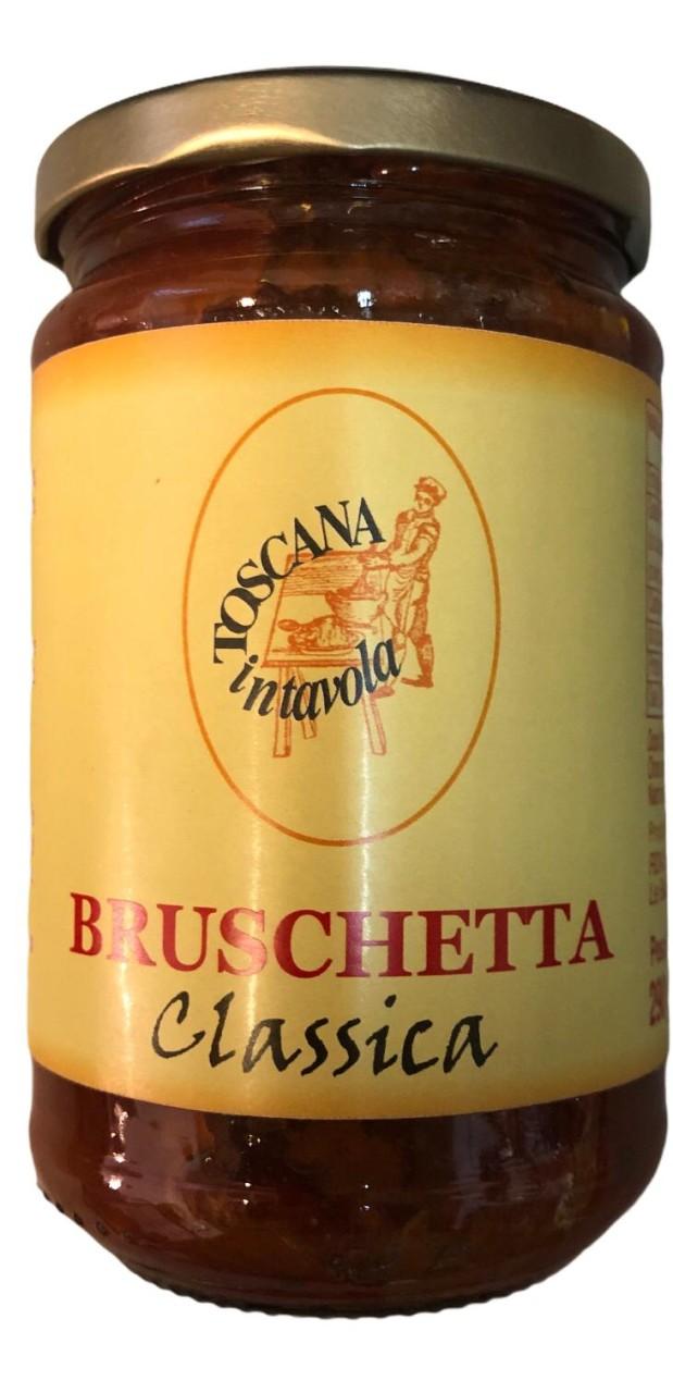 Toscana intavola Bruschetta Classica 290g