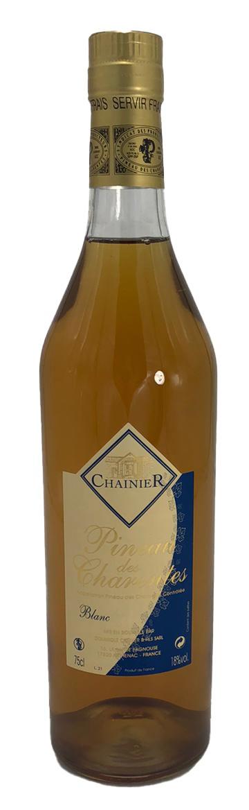 Chainier Pineau des Charentes Blanc