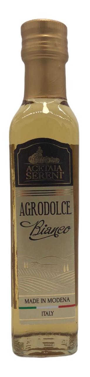 Acetaia Sereni Agrodolce Bianco 0,25 l