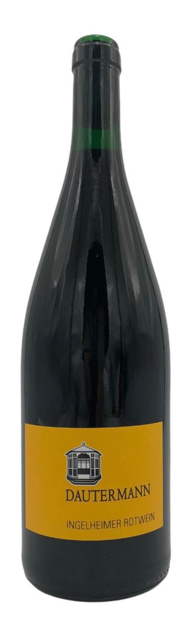 Dautermann Ingelheimer Spätburgunder Rotwein 1 Liter