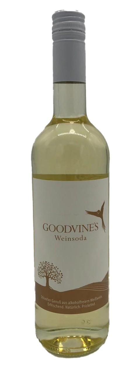 Goodvines Weinsoda Alkoholfrei 0,75 L