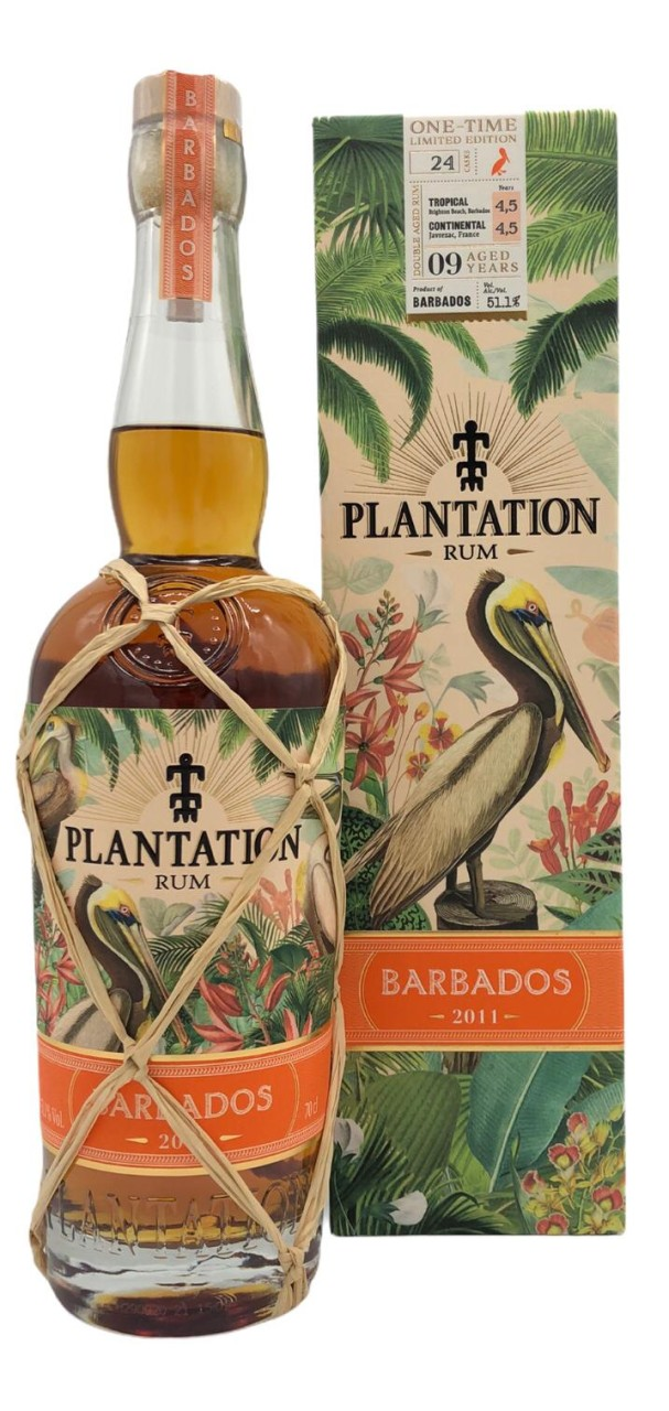 PLANTATION Barbados 2011 ONE-TIME Limited Edition