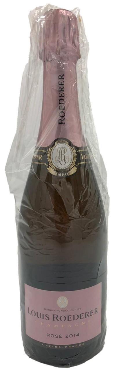 Champagner Louis Roederer Brut Rosé Deluxe 2014
