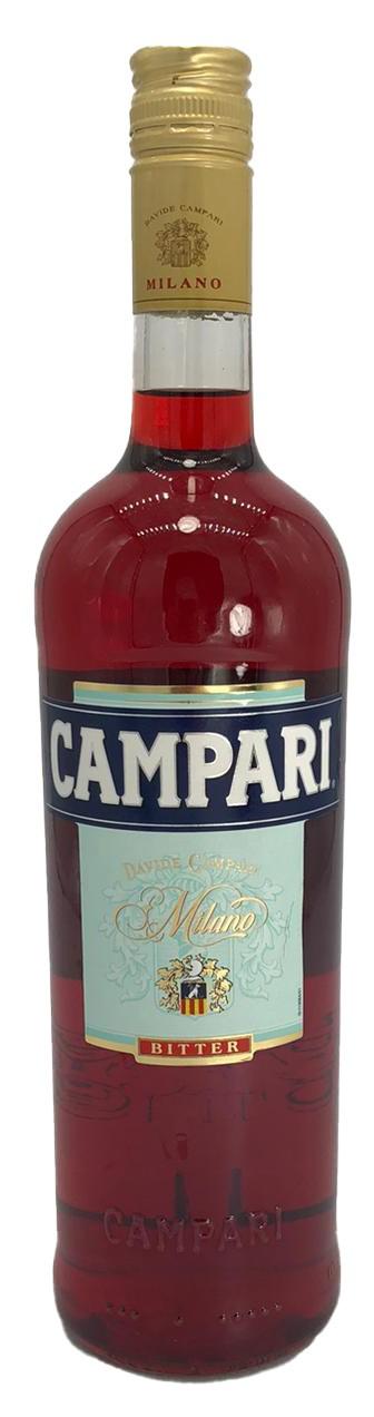 Campari Bitter italienischer Aperitif 1 L