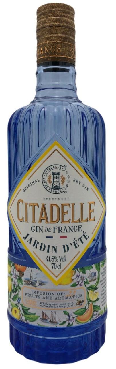 Gin Citadelle Jardin d´été Pot-Still-destilliert 0,7l