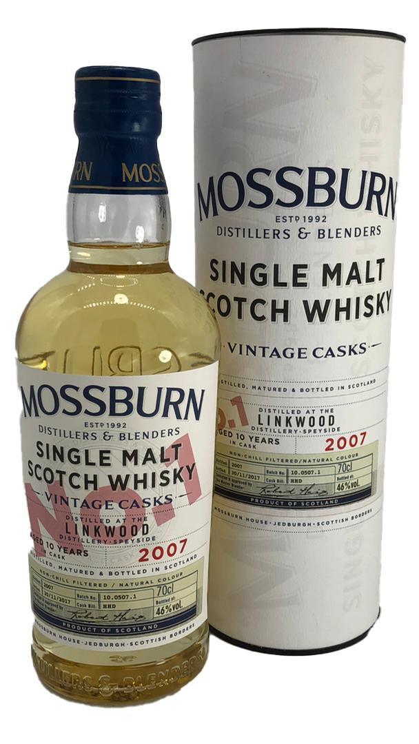 Mossburn Single Malt No. 1