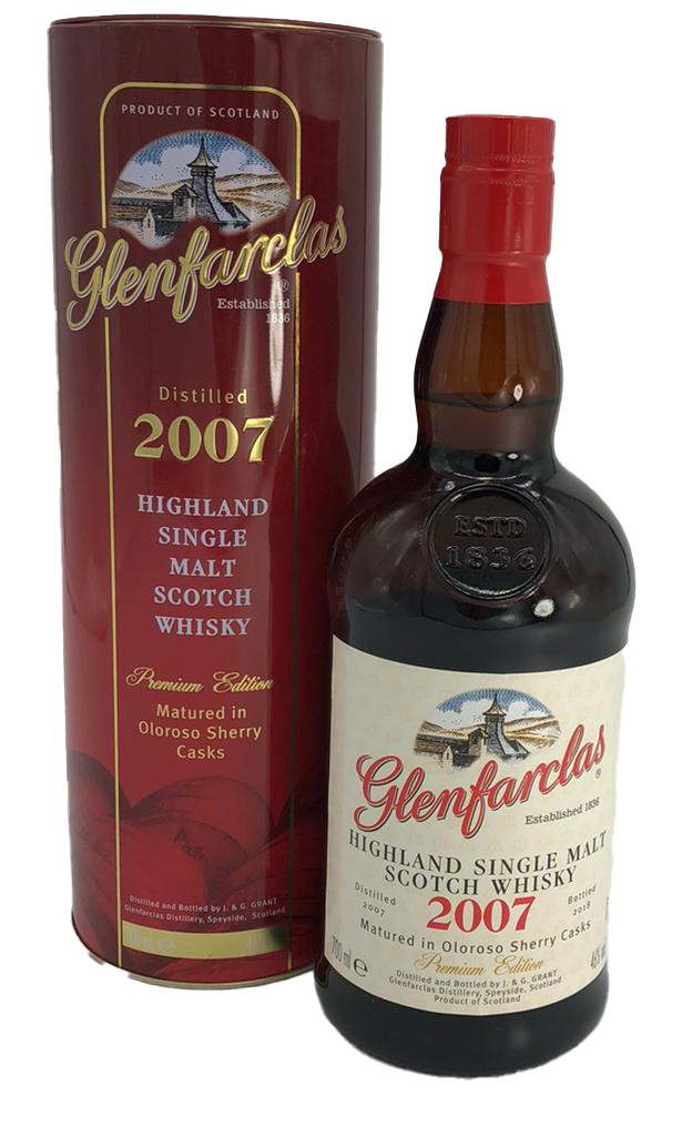Glenfarclas 2007 Single Malt