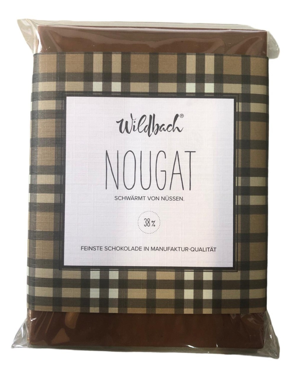 Wildbach Nougat 38% 70g