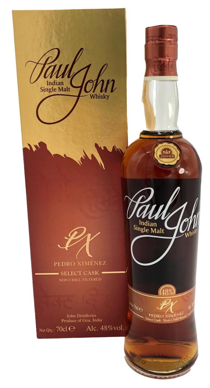 Paul John PX Select Cask indischer Single Malt/GP