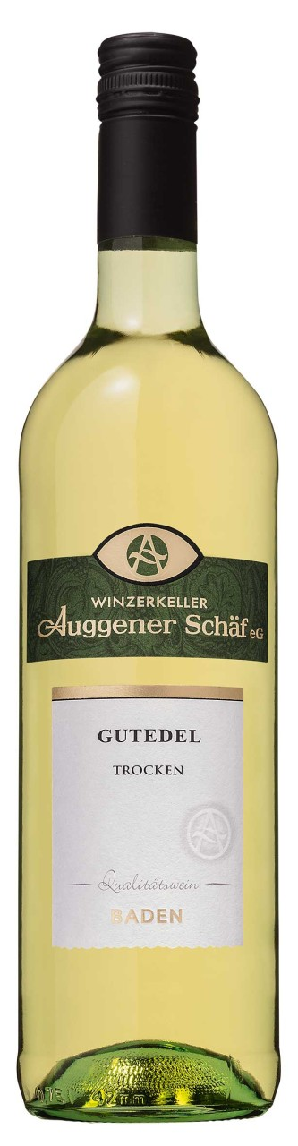 Auggener Schäf Gutedel Weißwein trocken 2020
