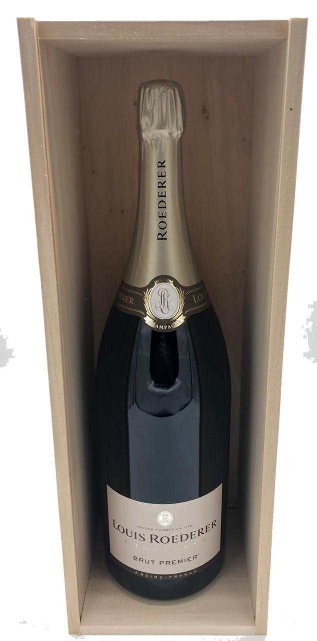 Champagne Louis Roederer Brut Premier Doppelmagnum (3,0 L)