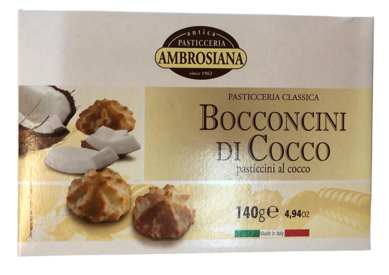 Pasticceria Classica Bocconcini di Cocco 140