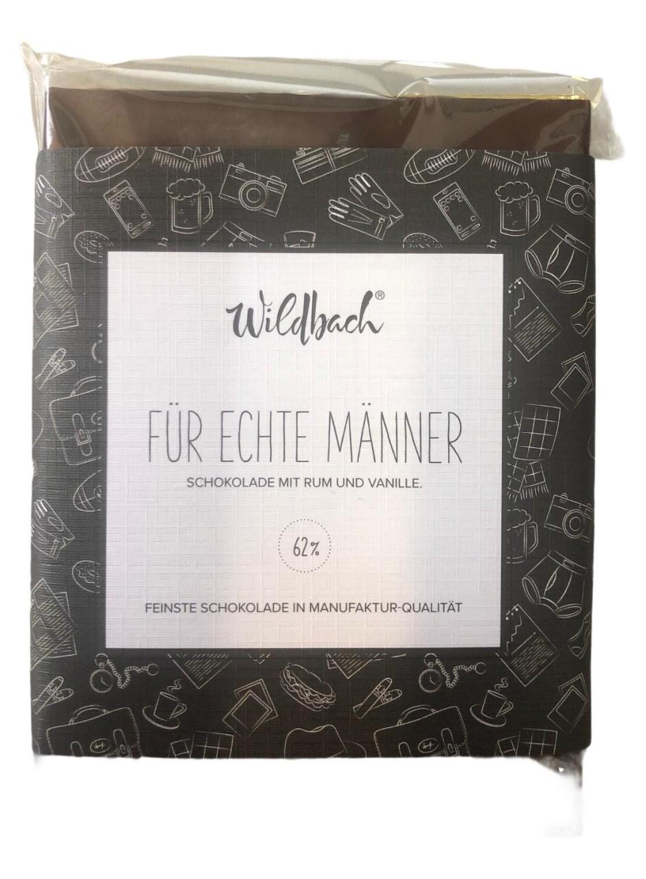 Wildbach Für echte Männer 62% 70g