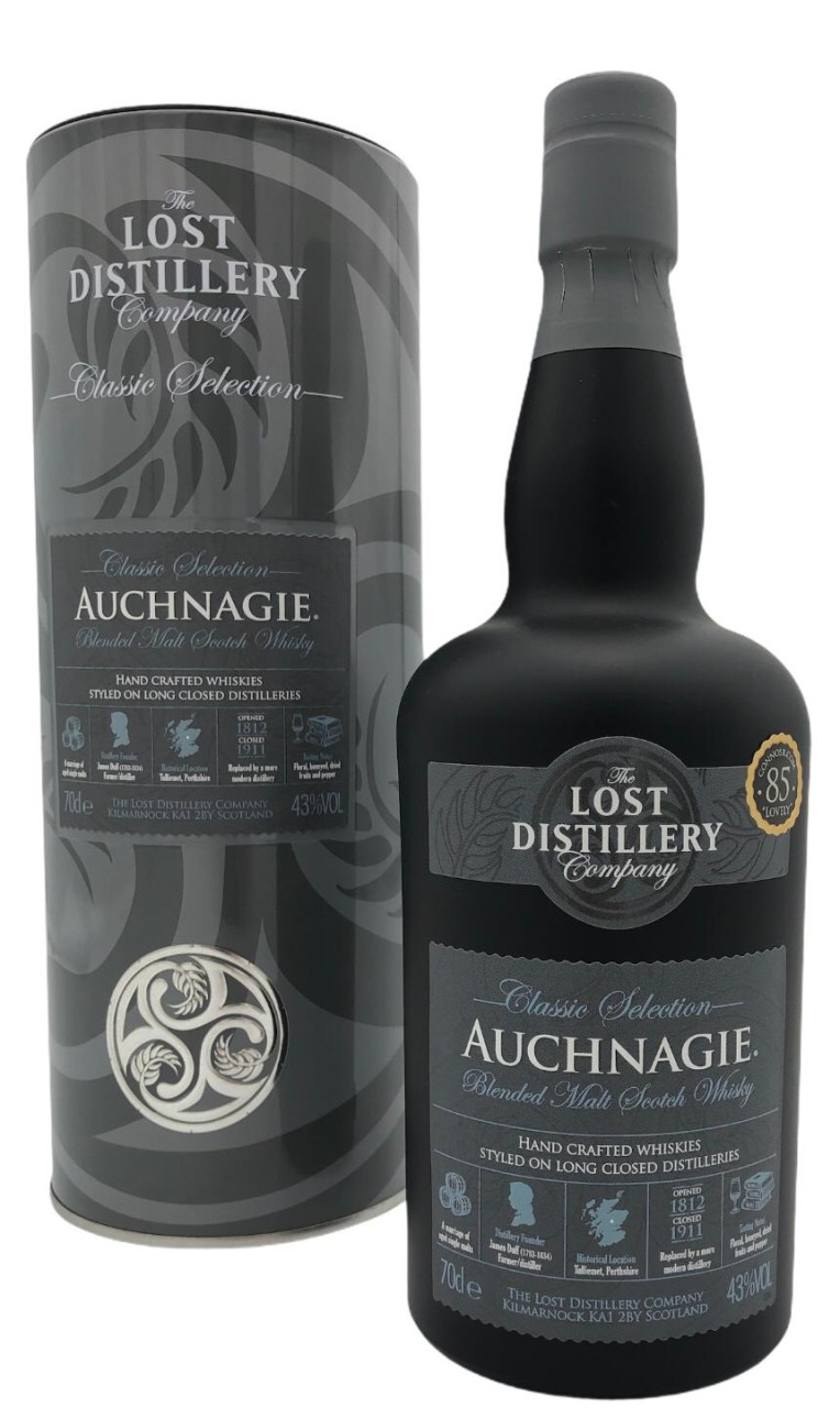 Lost Distillery Auchnagie Blended Malt 0,7l