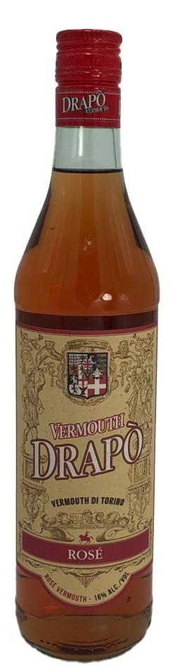 Drapò Rosé Vermouth 0,7l
