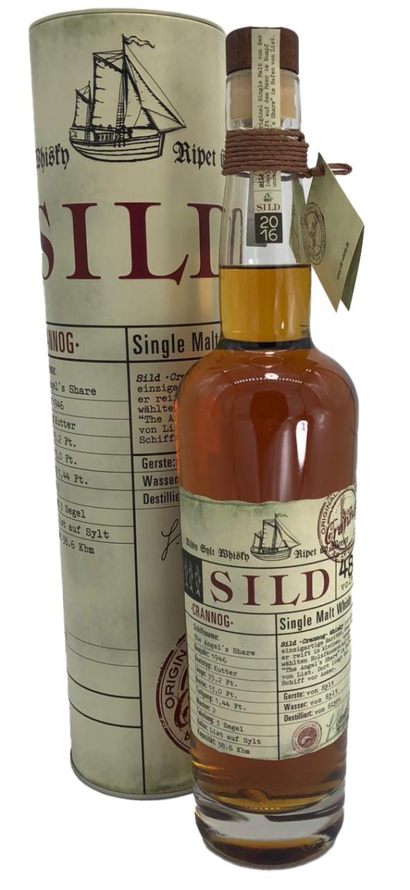 Sild Single Malt Whisky 2017
