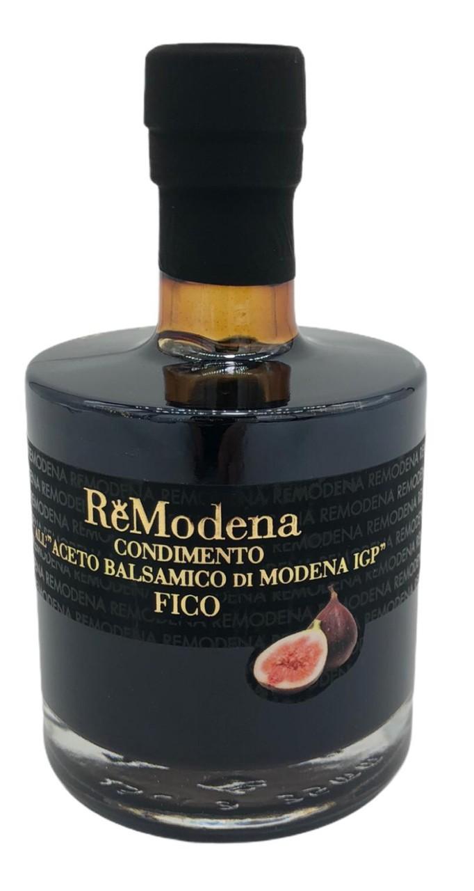 Re Modena Condimento Aceto Balsamico di Modena IGP Fico 0,25l