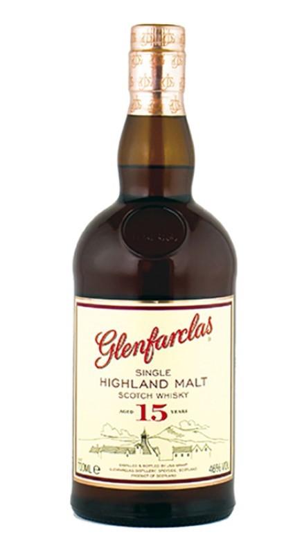 Glenfarclas 15 Years Old Single Malt