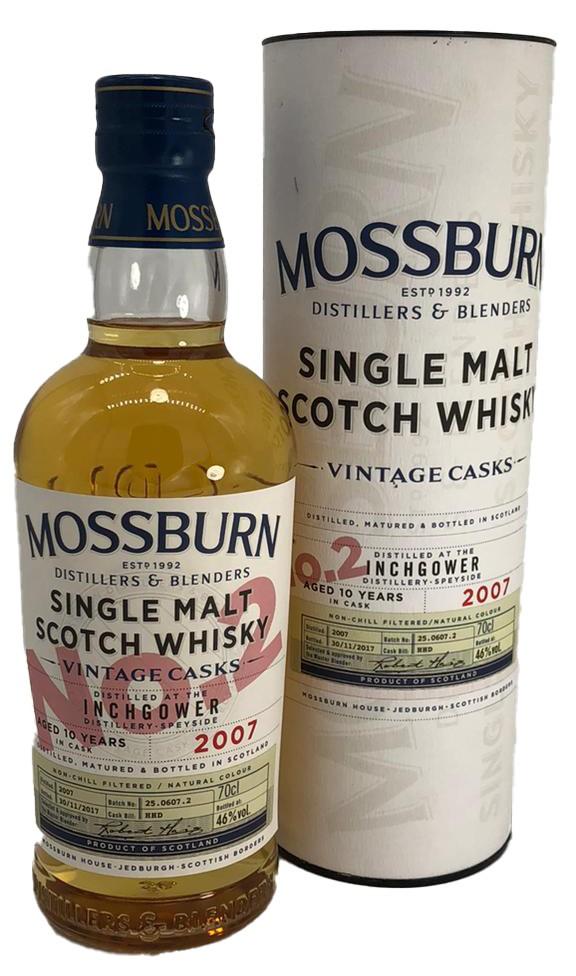 Mossburn Single Malt No. 2