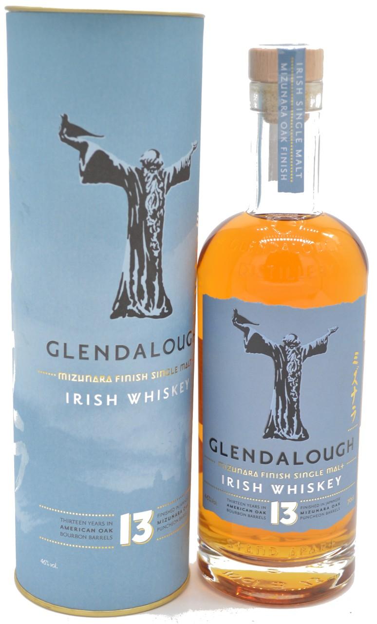 Glendalough 13 Jahre Mizunara Finish