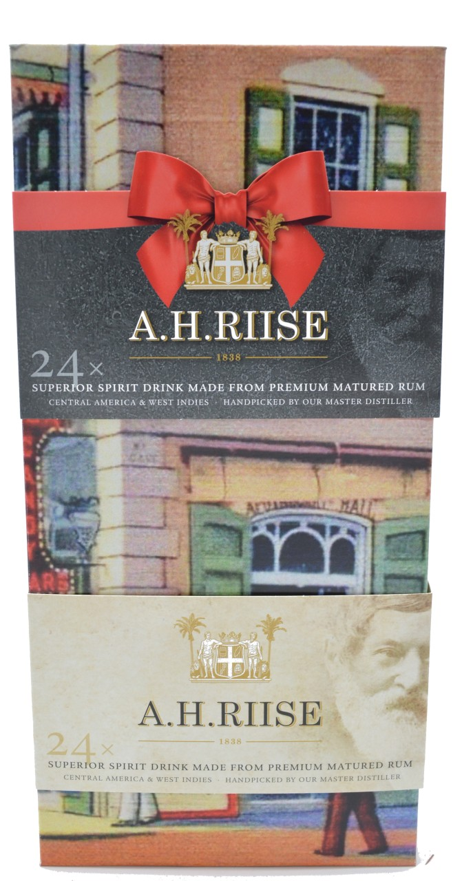 A.H. Riise Adventskalender 24 x 20 ml