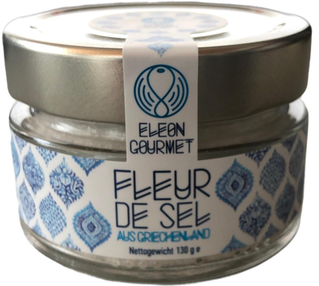 Eleon Gourmet Fleur de Sel aus Griechenland 130g