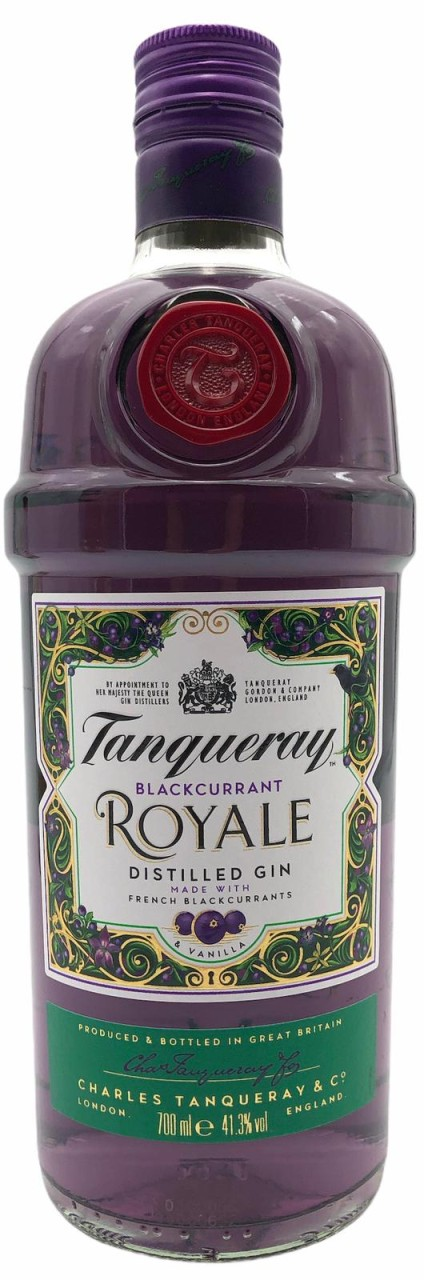 Tanqueray Blackcurrant Royale 0,7l