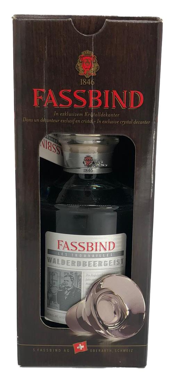 Fassbind Walderdbeergeist