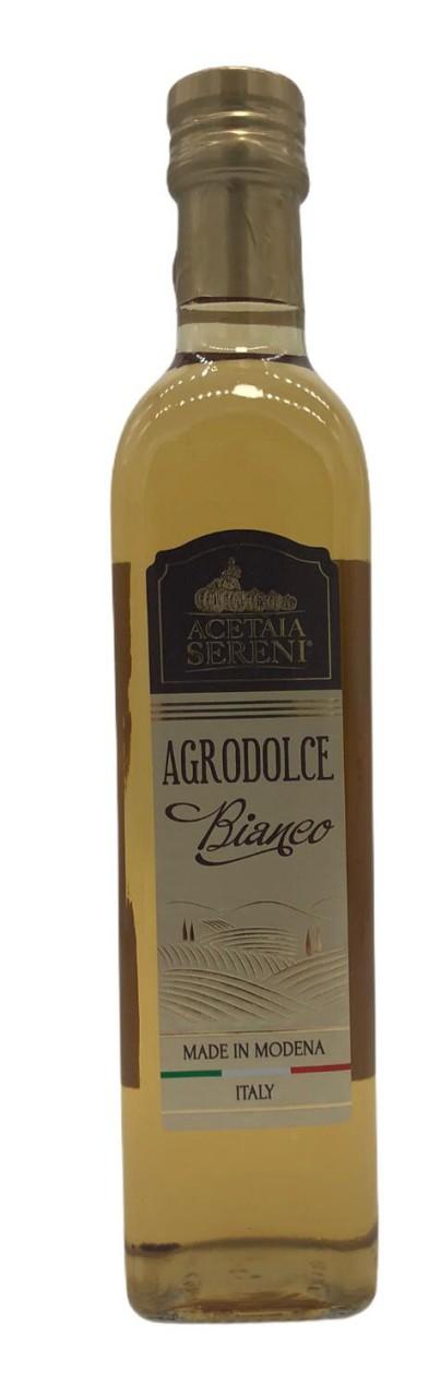Acetaia Sereni Agrodolce Bianco White Label 0,5 l