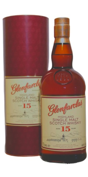Glenfarclas 15 Years Old Single Malt