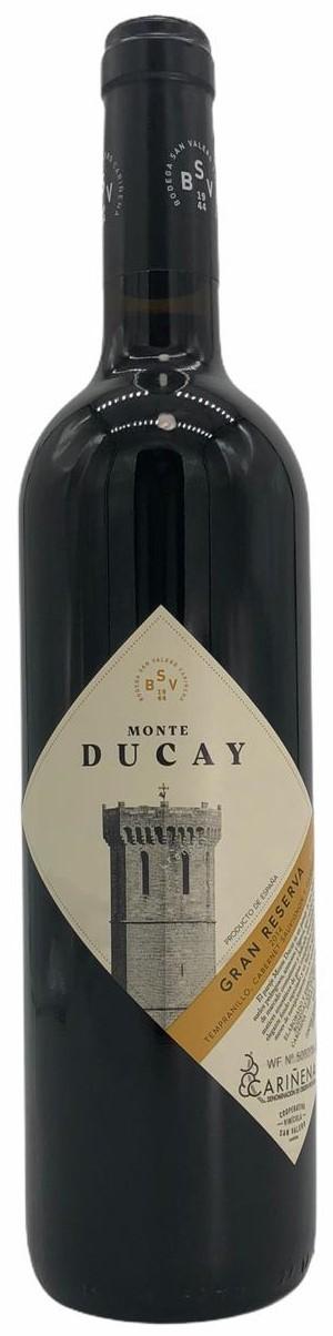 Monte Ducay Gran Reserva Rotwein 2014