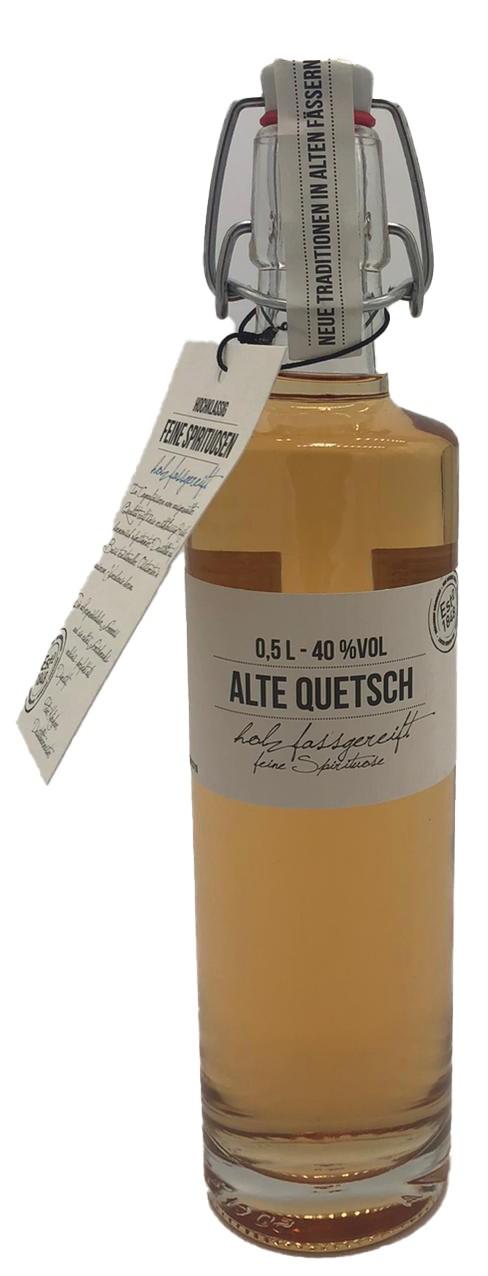 Birkenhof Alte Quetsch 0,5L