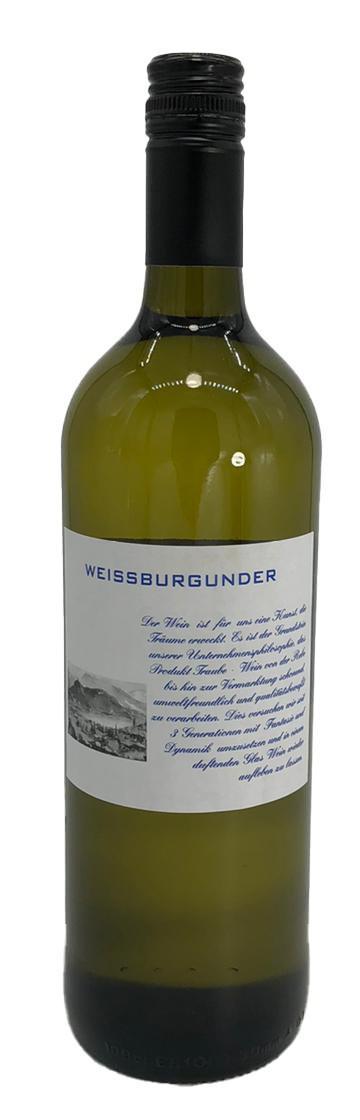 Castelfeder Weissburgunder Vigneti Dolomiti 1 Liter 2019