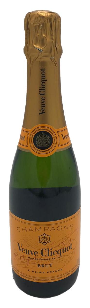 Veuve Clicquot Brut Champagner 0,375 L