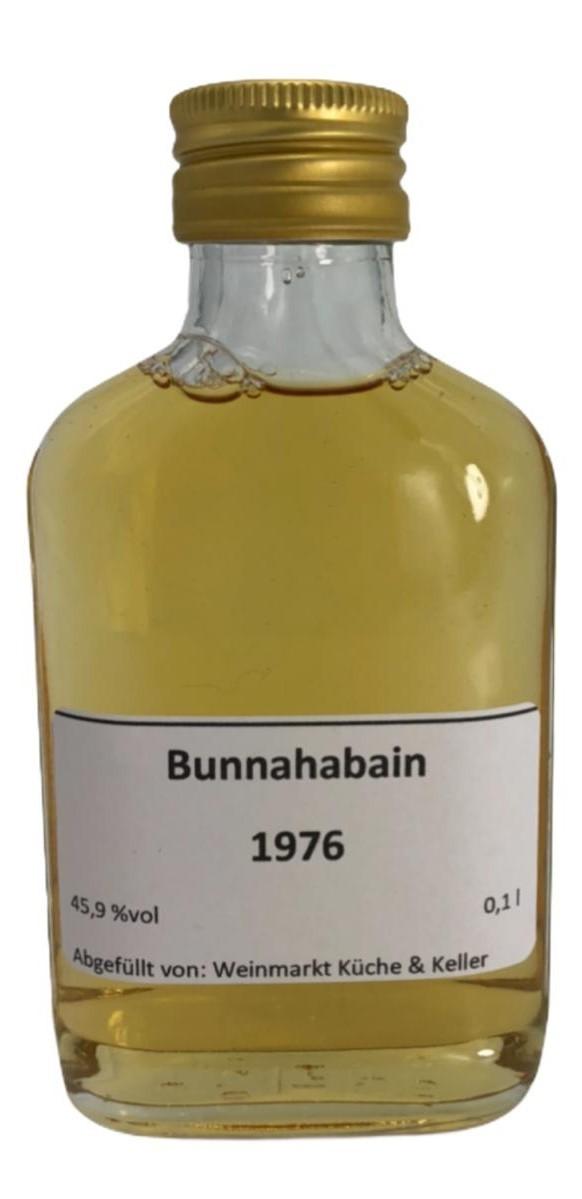 Bunnahabain 1973 0,1 L