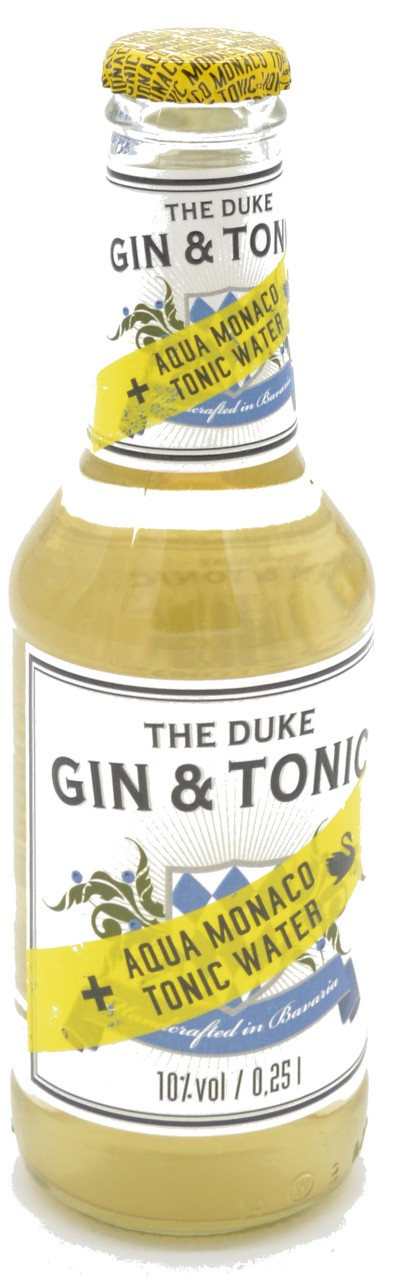 The Duke Gin & Tonic