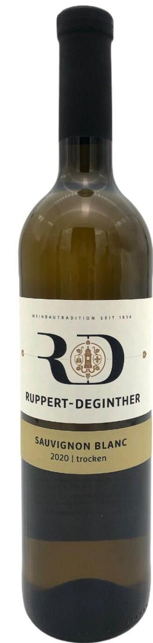 Weingut Ruppert Deginther Sauvignon Blanc Weisswein trocken 2020