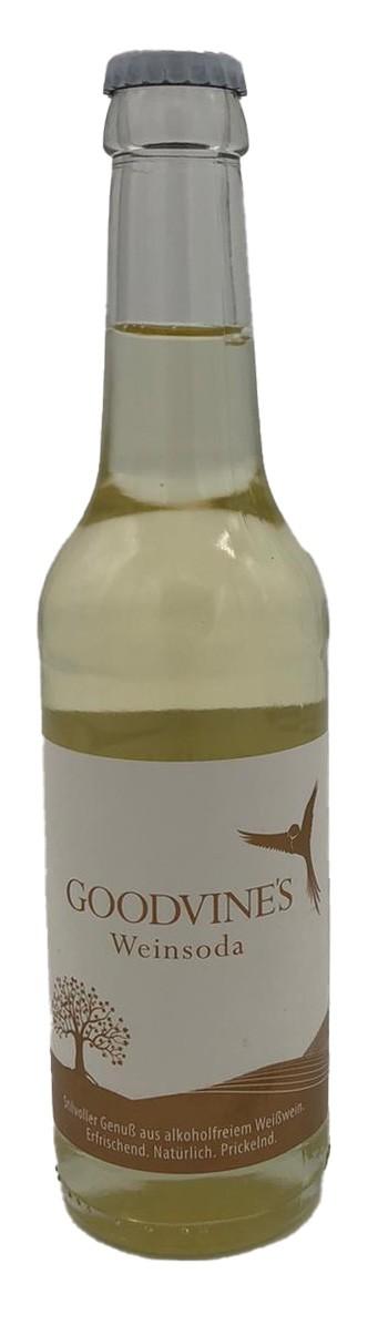 Goodvines Weinsoda Alkoholfrei 0,33 L