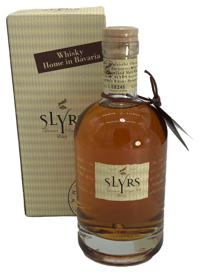 Slyrs Single Malt Whisky 2006 0,7l