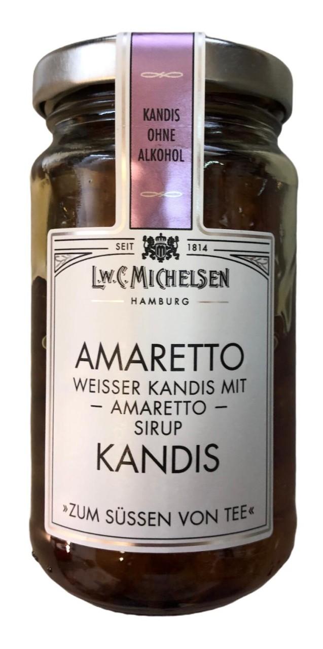 L.W.C. Michelsen Amaretto Kandis 250g OHNE ALKOHOL!