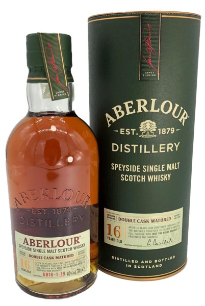 Aberlour 16 Years Old 0,7 L
