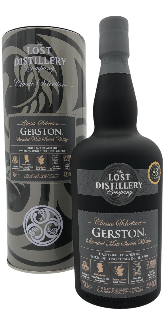 Lost Distillery Gerston Blended Malt 0,7l
