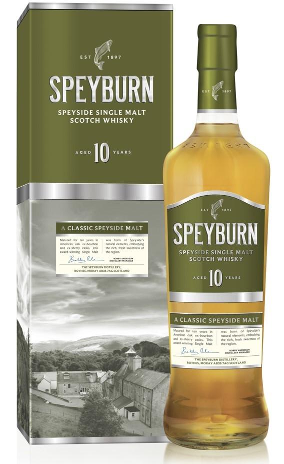 Speyburn 10 Years Single Malt