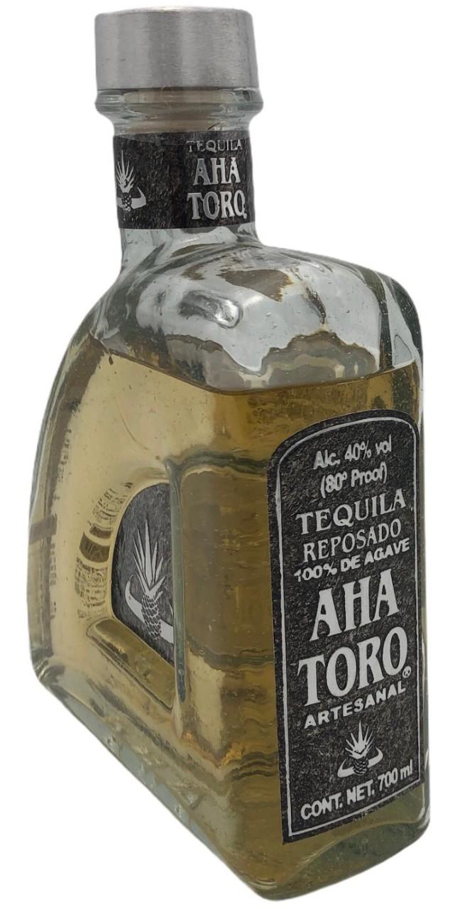 Aha Toro Tequila reposado 40% - 700 ml