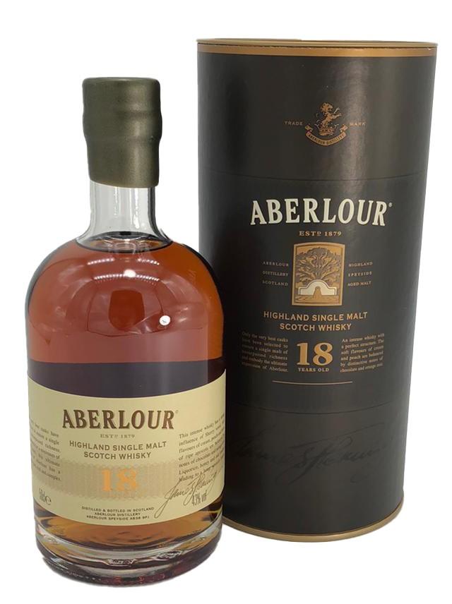 Aberlour 18 Years Old Single malt 0,7 L