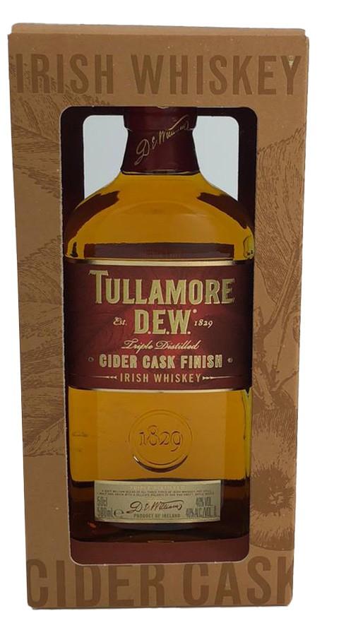 Tullamore D.E.W. Cider Cask Finisch 0,5L