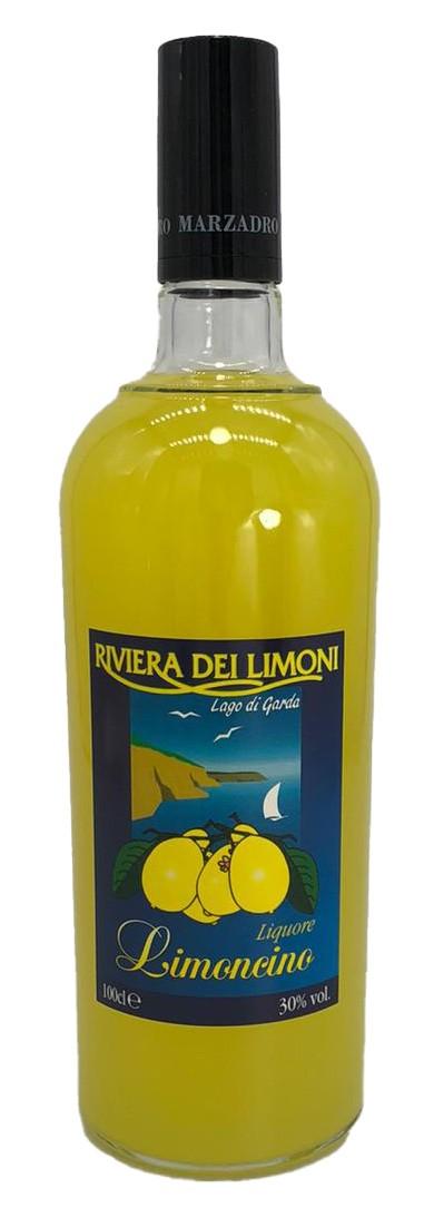 Marzadro Limoncino Riviera 1 Liter