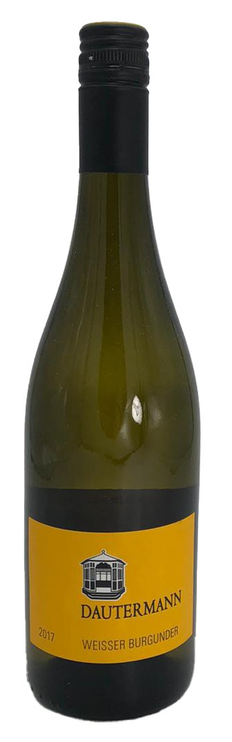 Dautermann Weisser Burgunder Weißwein 2018