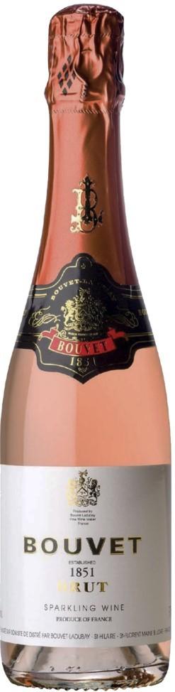 Bouvet Cremant de Loire Excellence Rosé brut 0,375 l